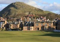 North Berwick Golf Club East Lothian Ecosse