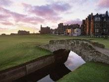 Voyage - Golf St Andrews - 5 jours