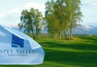 Spey Valley Golf Course Inverness Ecosse