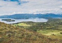 Loch Lomond Trossachs