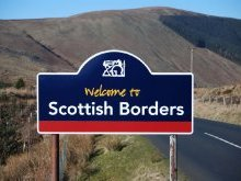 Voyage - Scottish borders