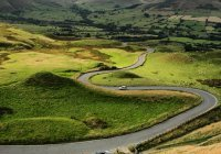 Peak district - Parc National, Derbyshire - Ecosse