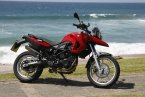 Location de moto en Ecosse - BMW F650 GS
