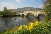02.Wades Bridge on River Tay, Aberfeldy, Ecosse copyright P. Tompkins Visit Scotland