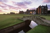 Club de Golf de St Andrews, Old Course, Fife, Ecosse