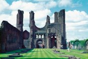 Scottish Borders - Melrose abbey