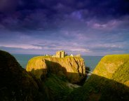 Le chateau Dunnottar - Aberdeenshire, Ecosse
