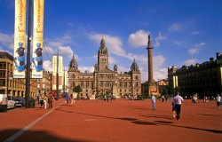 George Square - Glasgow, Ecosse