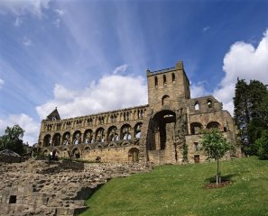 Abbaye de Jedburgh, Scottish Borders, Ecosse