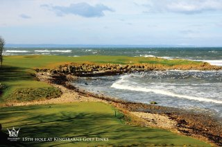 Kingsbarns Golf Links - Ecosse