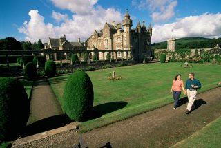 Abbotsford House, Scottish Borders, Ecosse