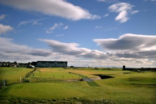 Golf Club Carnoustie - Angus, Ecosse